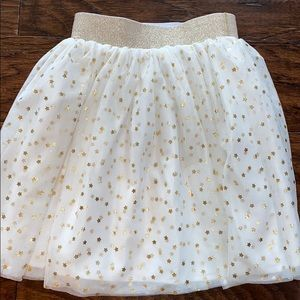 Hanna Andersson Toddler Tulle Skirt